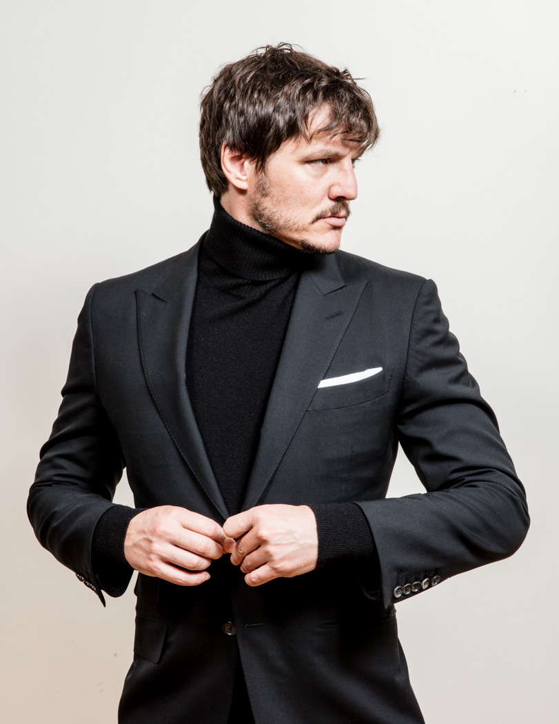 Solar  3 | Stefan Ruiz | Pedro Pascal |  | Creative Direction & Styling