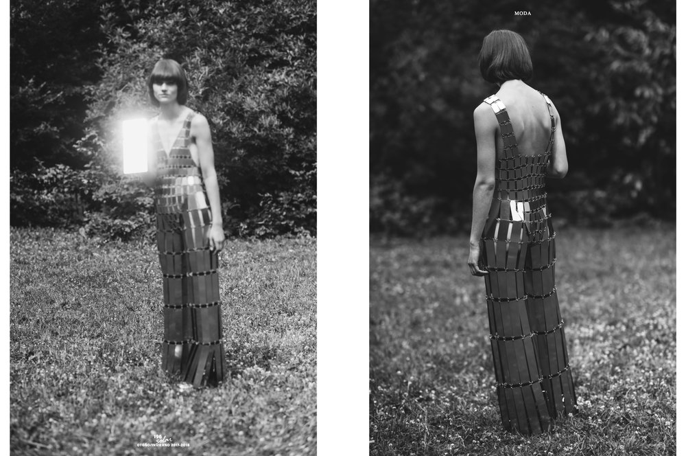 Solar  4 | Virginie Khateeb | Paco Rabanne Special  | Creative Direction & Styling