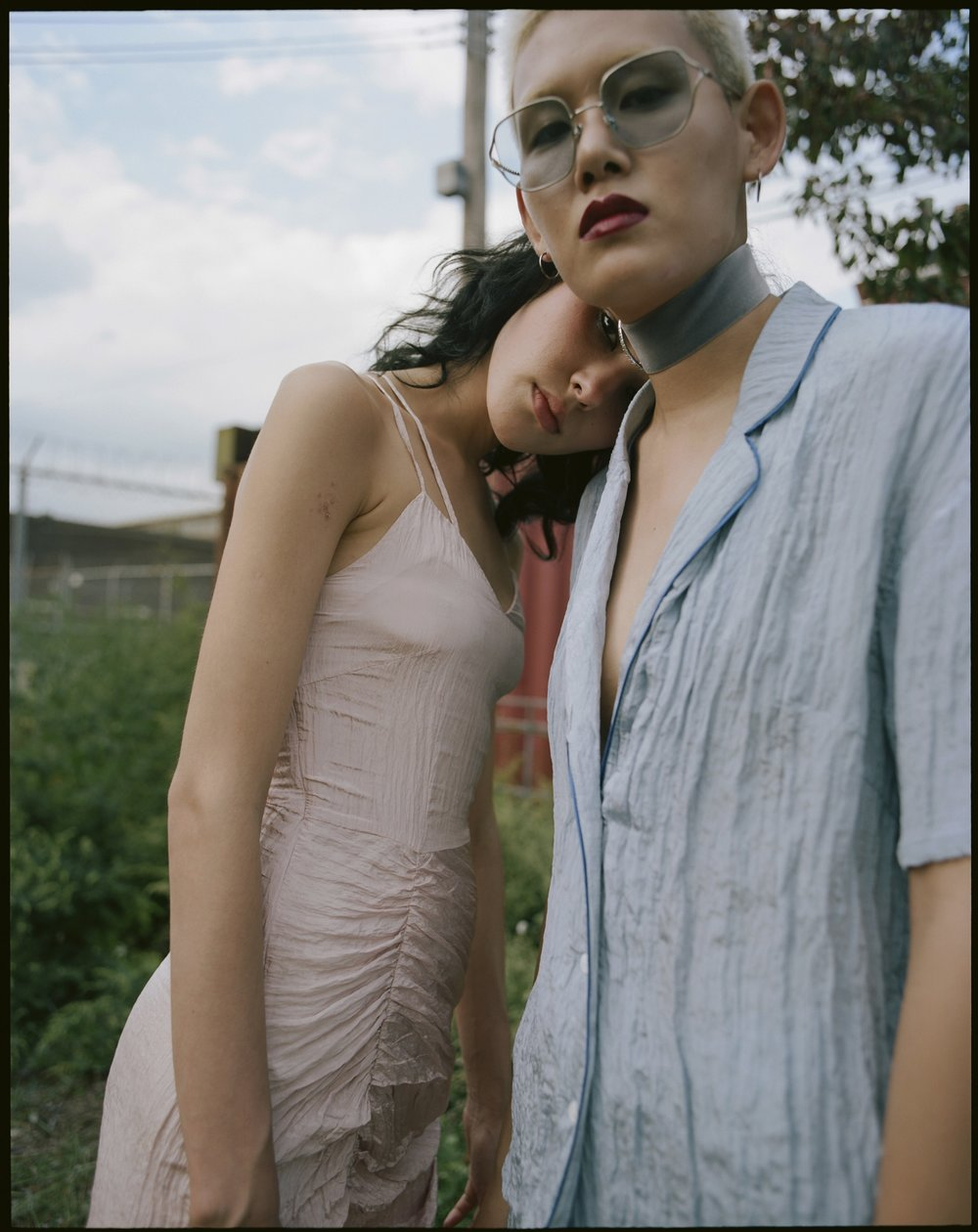 Calvin Luo Brand Images | Zora Sicher | Creative Direction & Styling