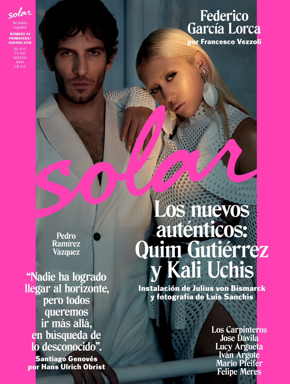 SOLAR 01 | Luis Sanchis