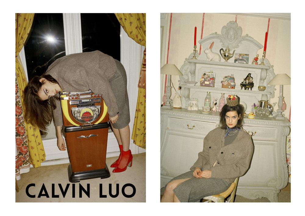 CALVIN LUO | Xiangyu Liu  Styling
