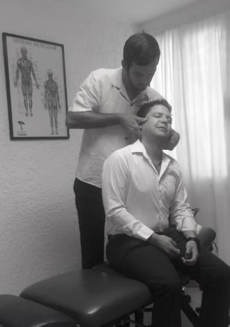 chiropractic adjustment ajuste quiropractico salud cancun