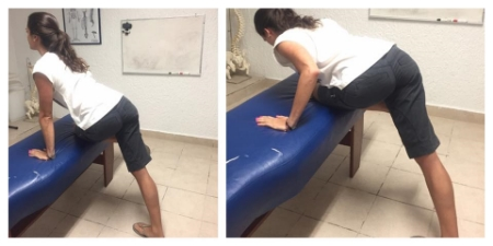 low back pain chiropractic Piriformis Stretch