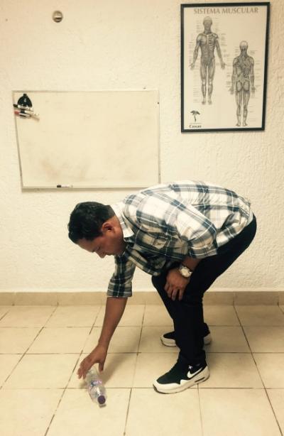 flexion espalda baja incorrecta lumbalgia ciatica