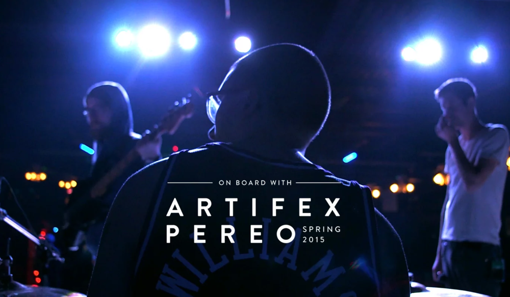 On Board With: Artifex Pereo