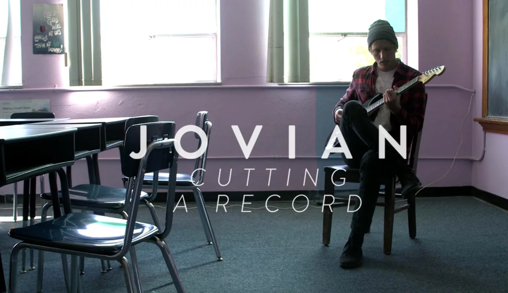 Jovian: Cutting A Record Part One