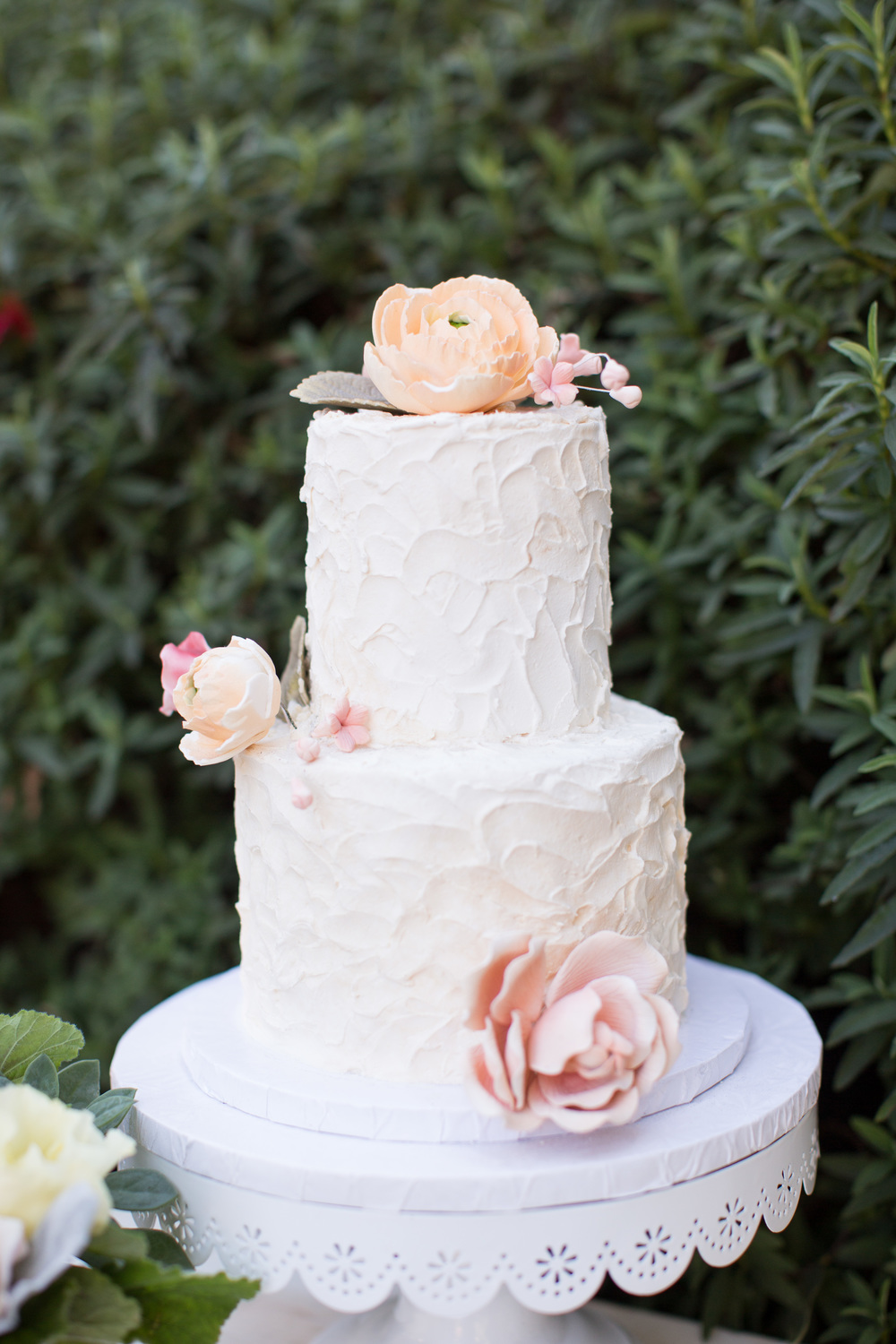 David Manning Photography and Morgan Leigh Boberg cake The Estancia