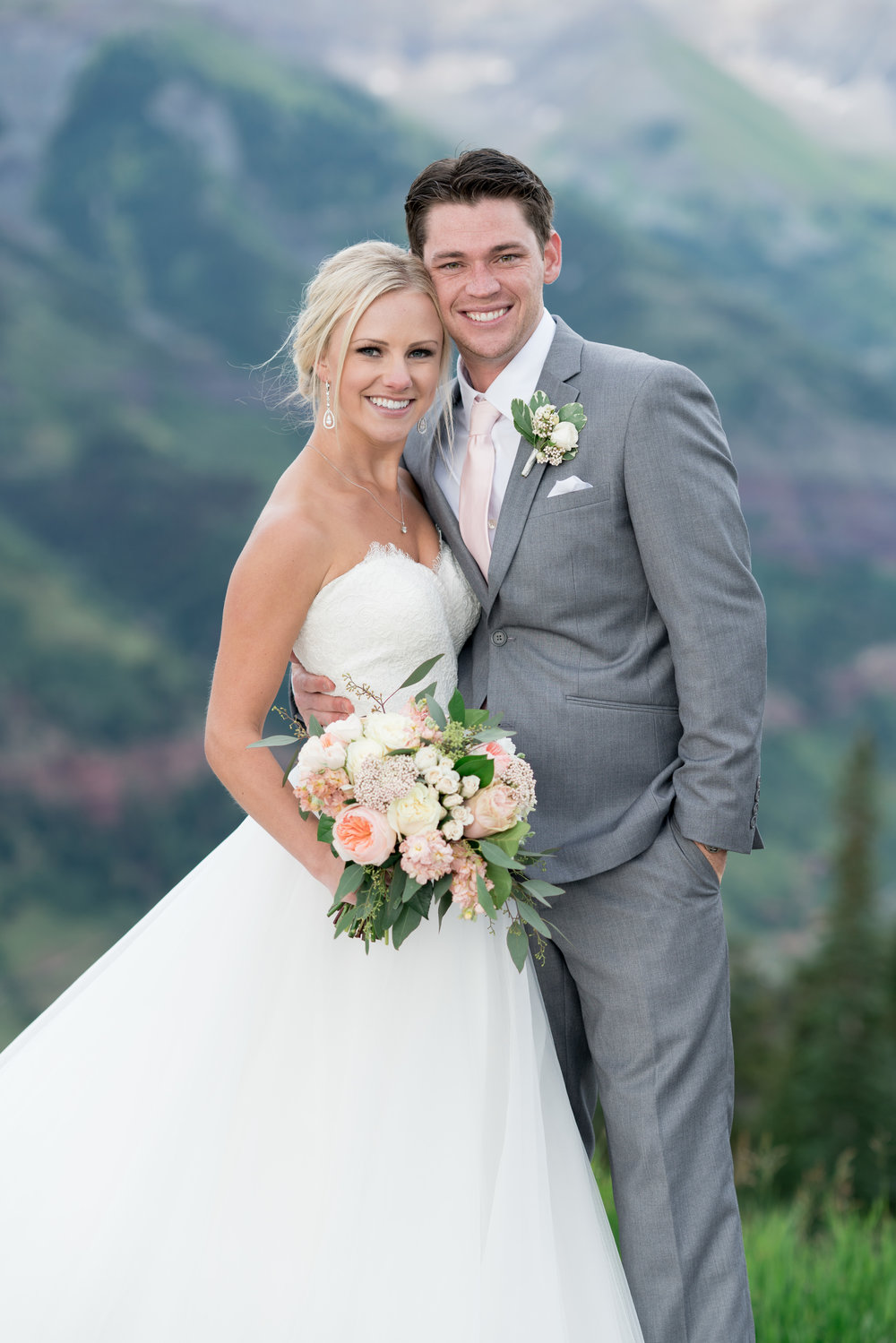 David Manning Photographer Telluride wedding images