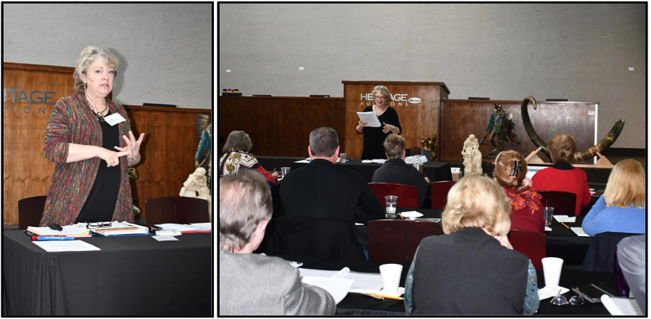 Instructor Cathy Peters, ISA CAPP, leads us through the required 2018-2019 7-hour update for personal property appraisers.