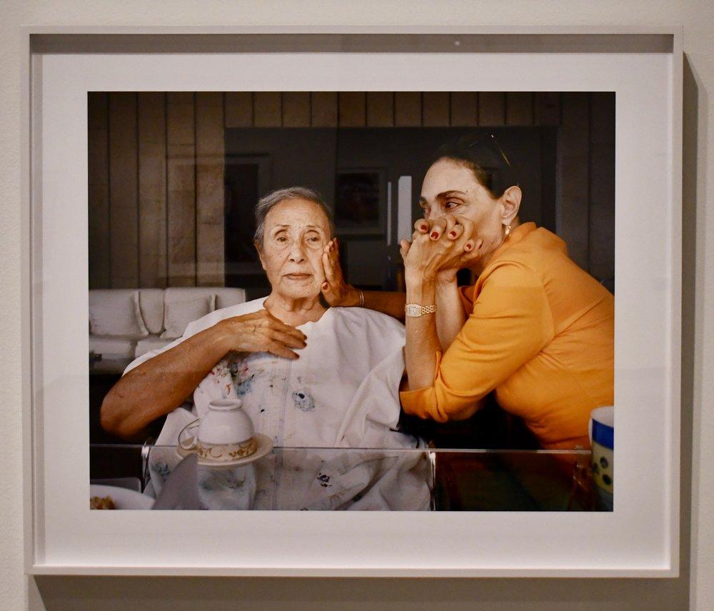 """""""Brigitte and Huguette, Ghazir, Lebanon""""2014"""