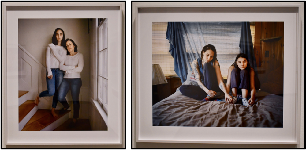 """Anna and Lucia, Newton, Massachusetts"" 2016 