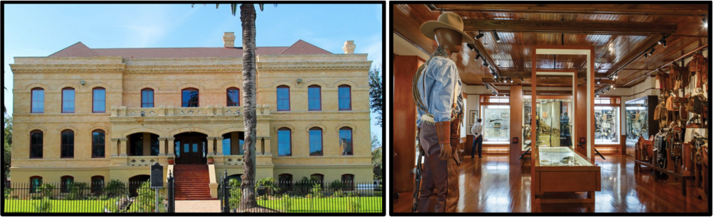 Bryan Museum  (Interior and Exterior Views)