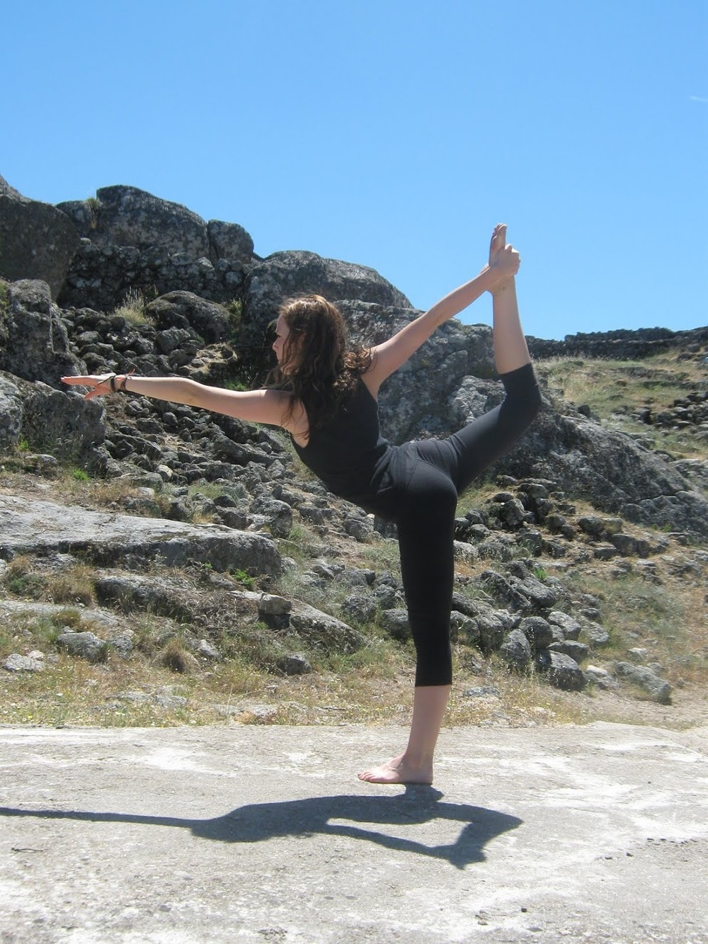 Yoga Teacher Training in Spain, June 2009