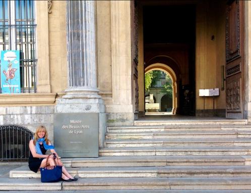 Musee Des Beaux Arts de Lyon. (photo - worklondonstyle)