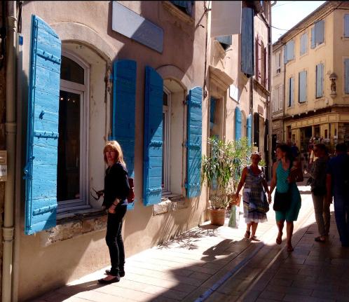St. Remy de Provence, France. (photo - worklondonstyle)