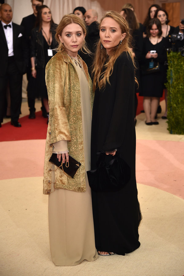 Mary Kate and Ashley Olsen. Whatever.