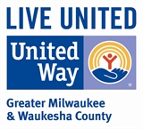 United Way of Greater Milwaukee and Waukesha County logo