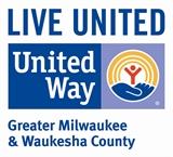 United Way of Greater Milwaukee and Waukesha County logo