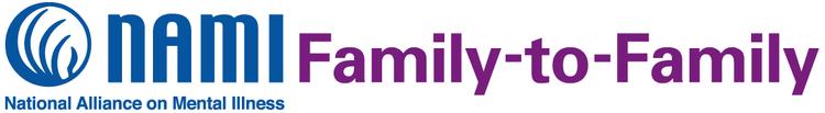 NAMI Family to Family Logo