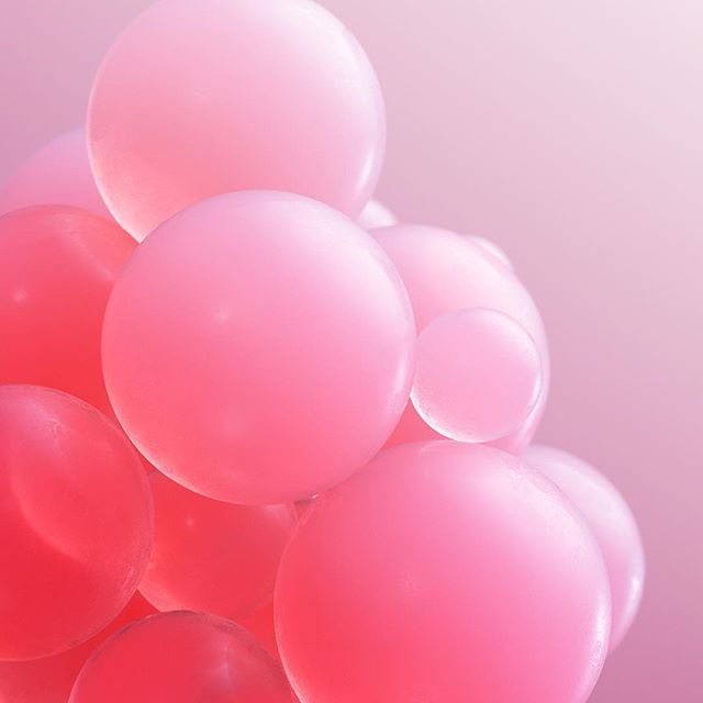 Bubblegums . . . . #cinema4d #c4d #maxon #redshift #redshift3d #photoshop #adobe #3d #cg #digitalart #dailyrender #daily #render #graphics #design  #abstract #instaart #mdcommunity #rsa_graphics #cgsociety #gsgdaily