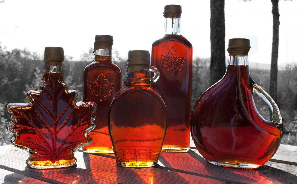 Buy pure Maine maple syrup gifts here.