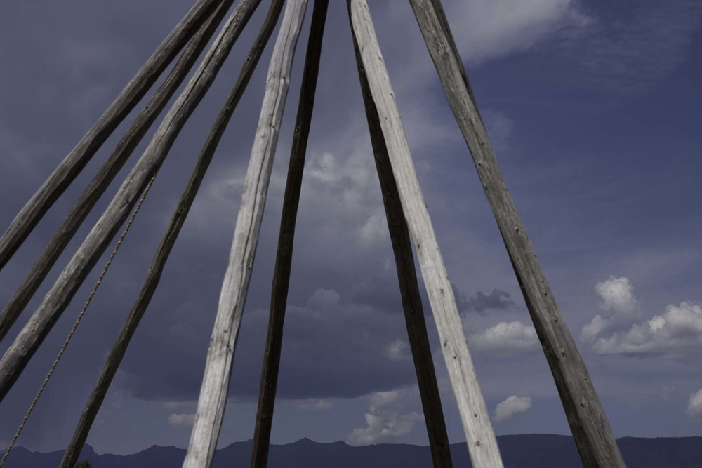 tepee sticks and montana sky.jpg