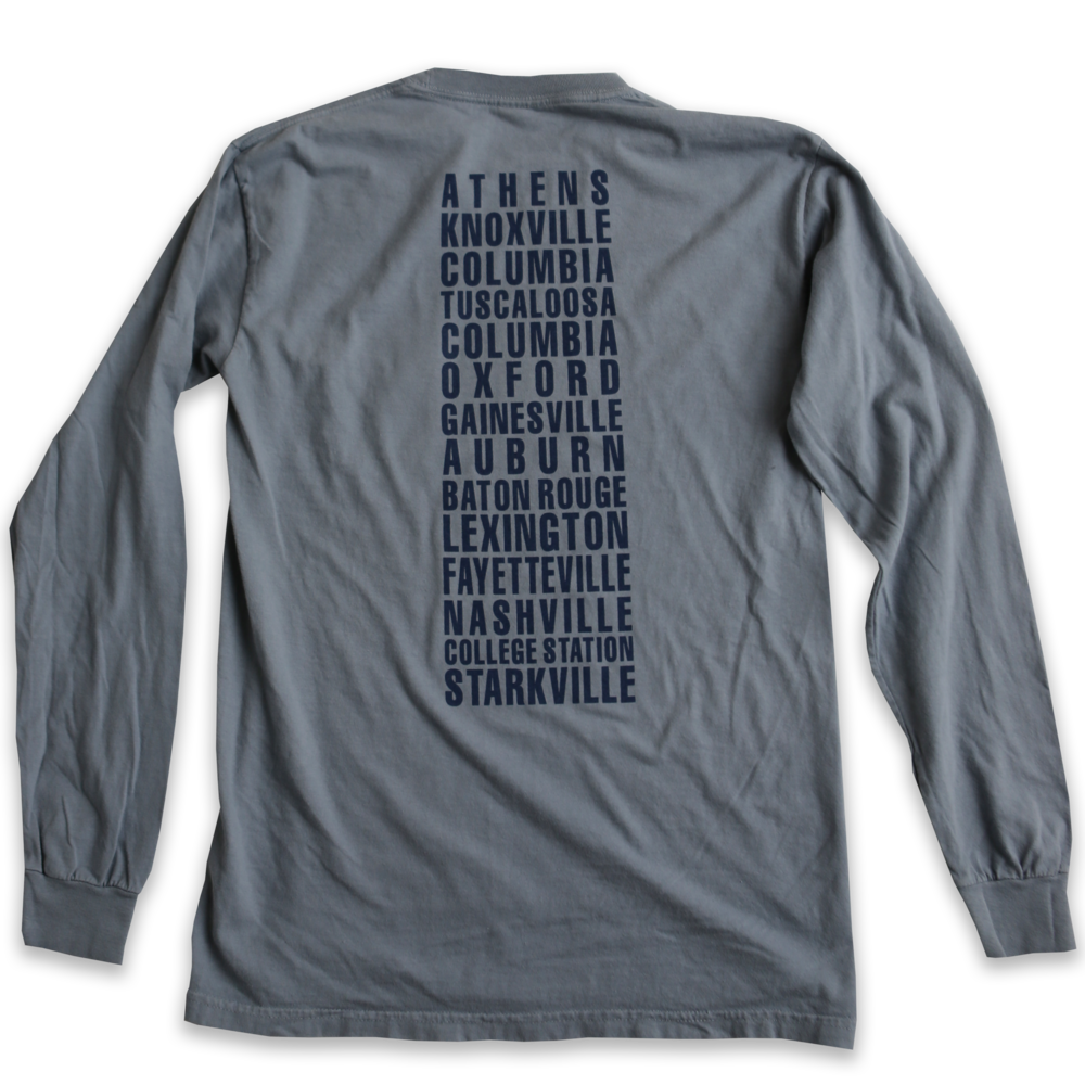 DIXIE RESERVE SEC FOOTBALL CONFERENCE TEE