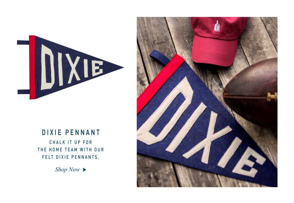 DIXIE RESERVE PENNANT