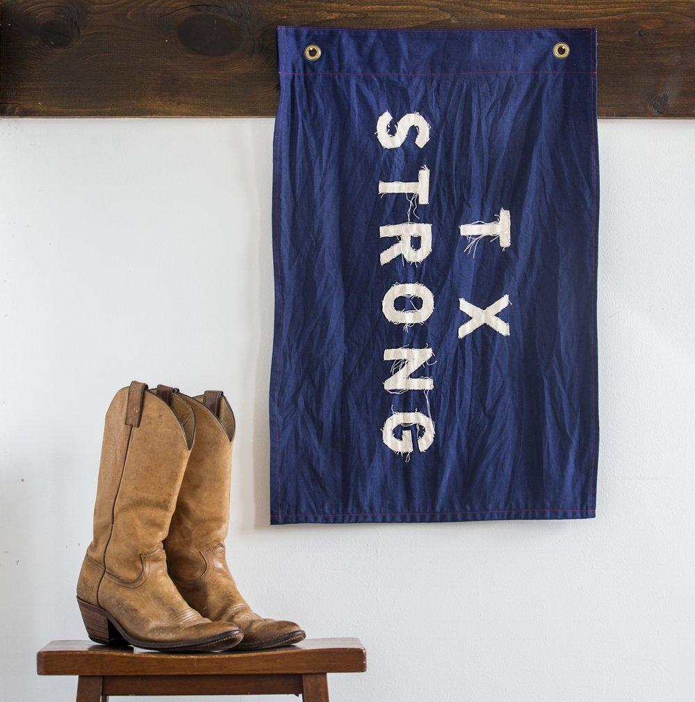 texas strong dixie reserve flag