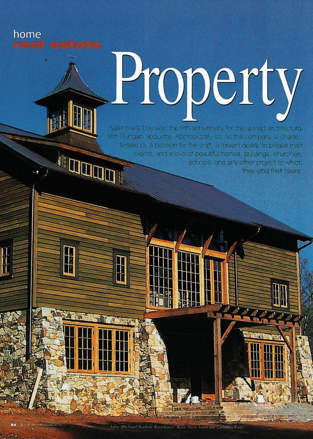 Birmingham Magazine 2007