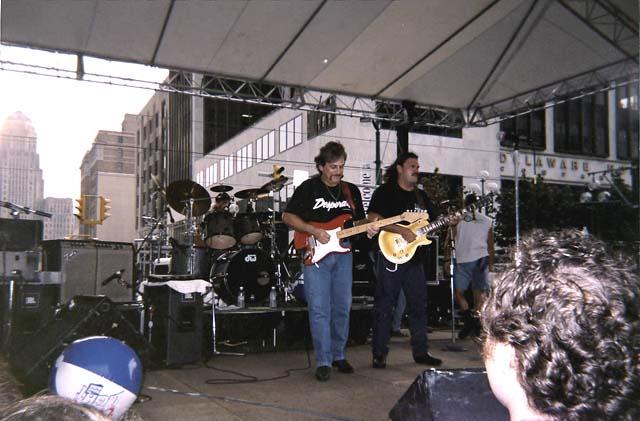 Toler Bros. tour 1996