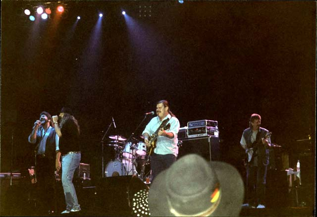 Members of Marshall Tucker and Molly Hatchett 1999