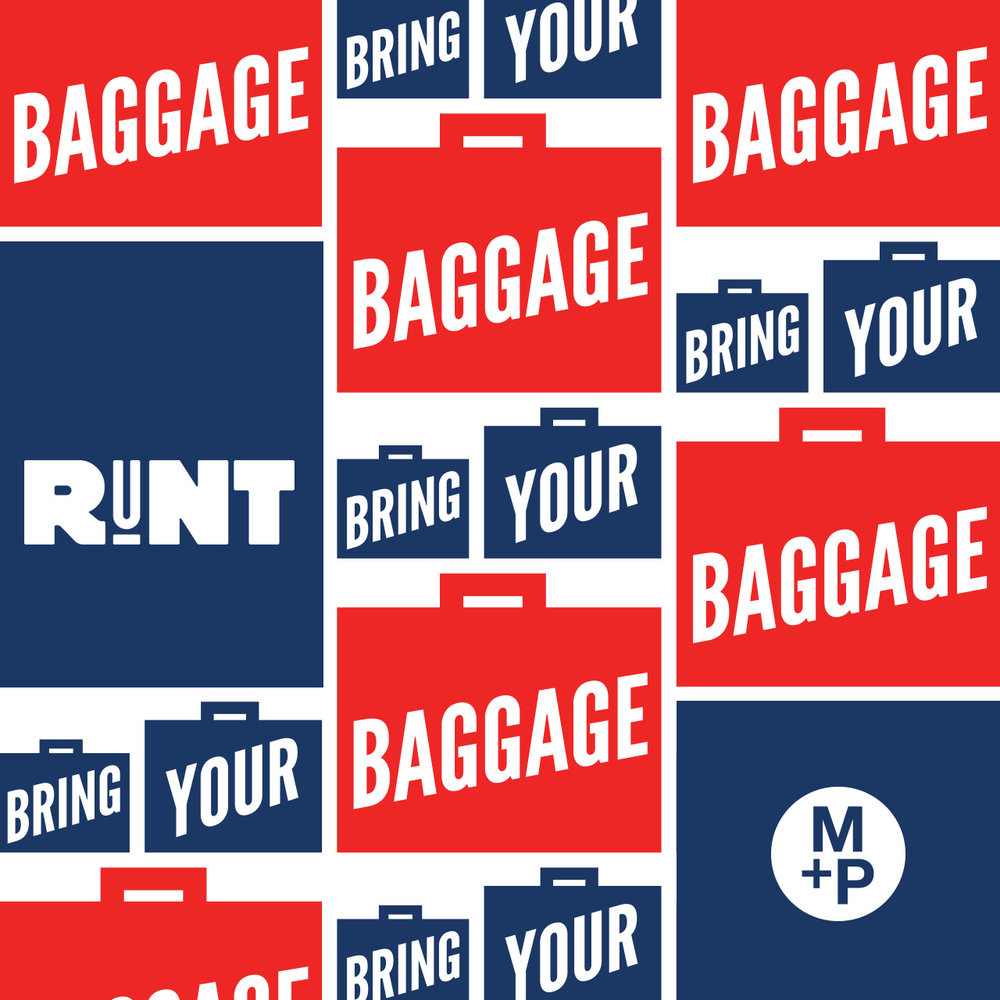 RuNT: Bring Your Baggage