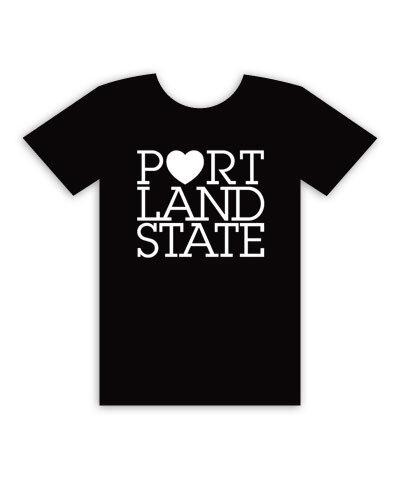 Portland State University: T-Shirt