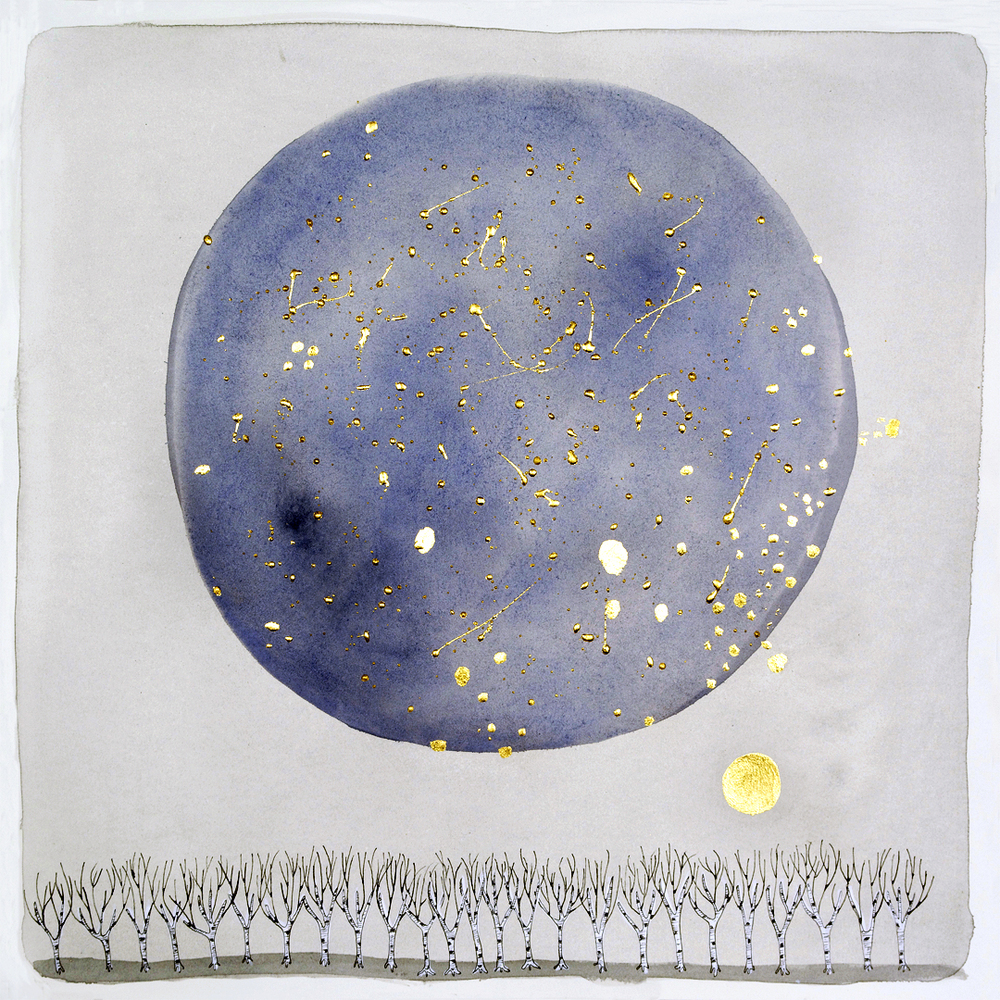 """the moon, """"together"""""""