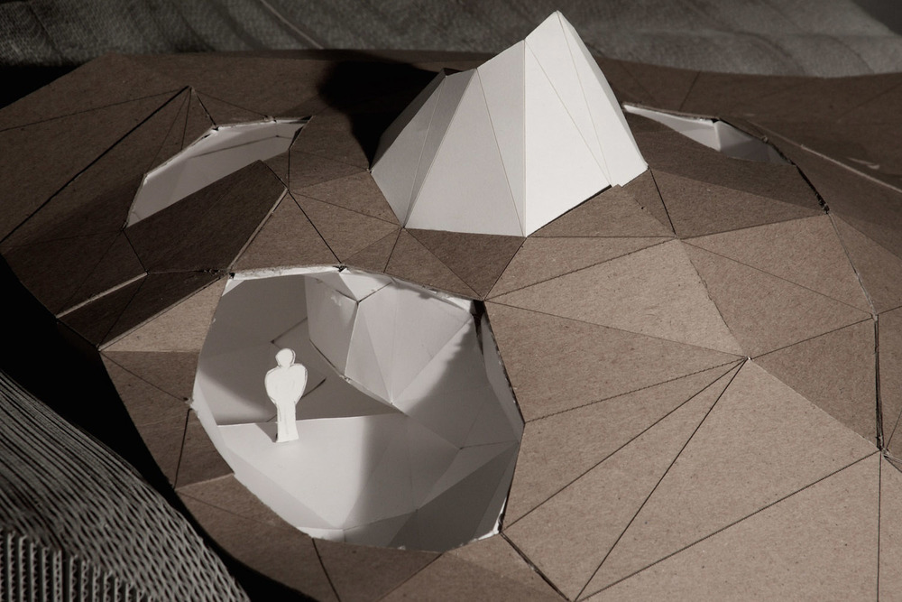 Form And Space In Art : Sean ostro form space