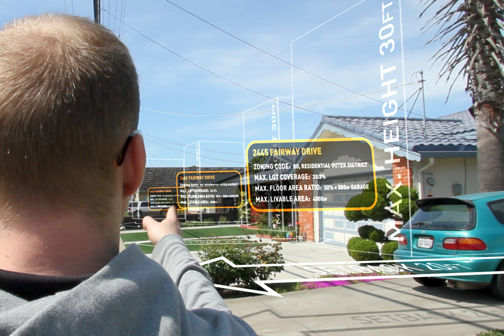 DESIGN TOOLS  |  Augmented Reality + Architecture