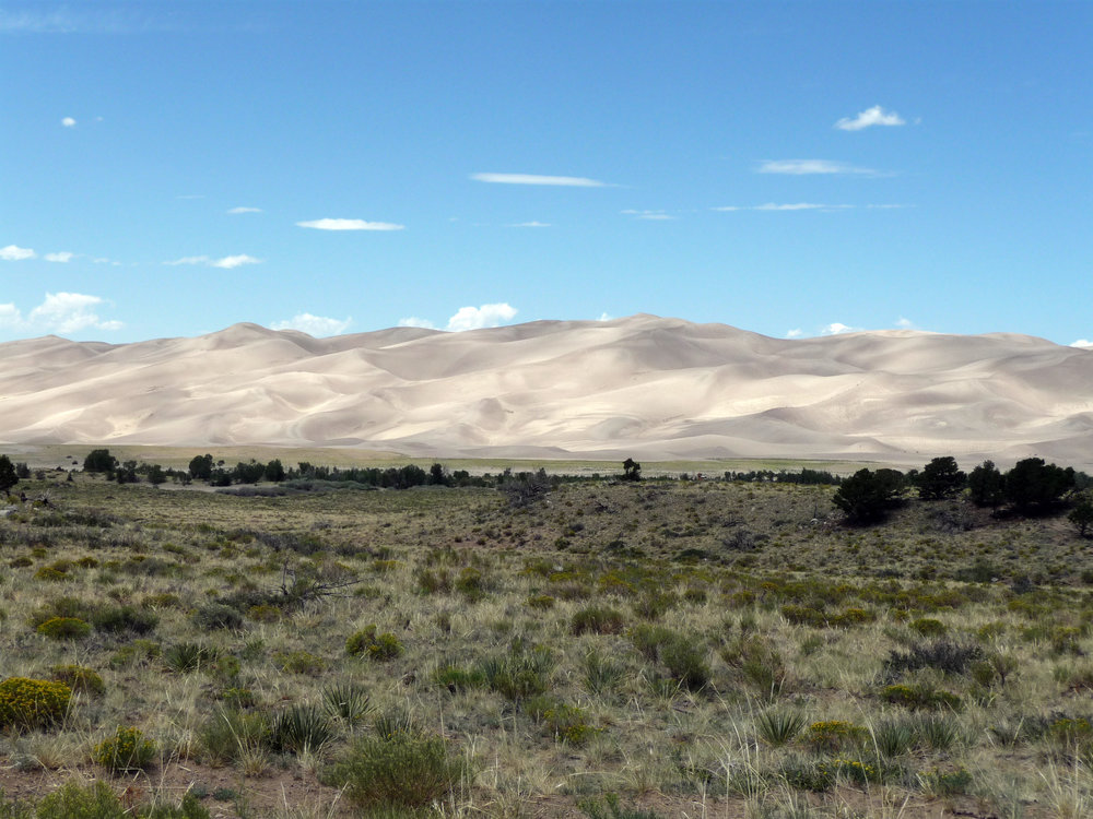 Great Sand Dunes National Park, CO 2012