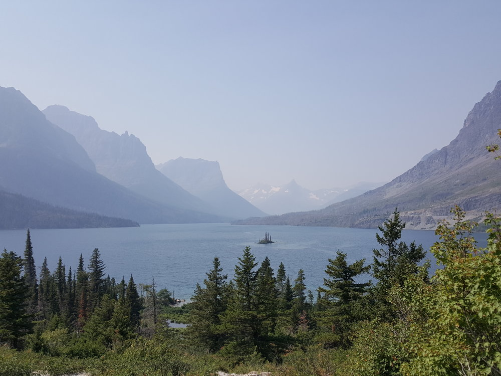Glacier National Park, MT 2018