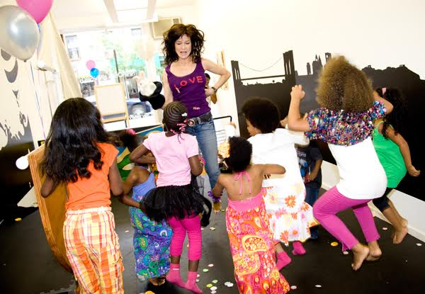 Tanya True True To Kids party Nairobi jump.jpg