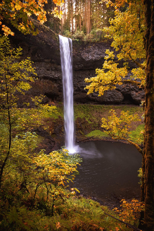 Fall Silver Falls