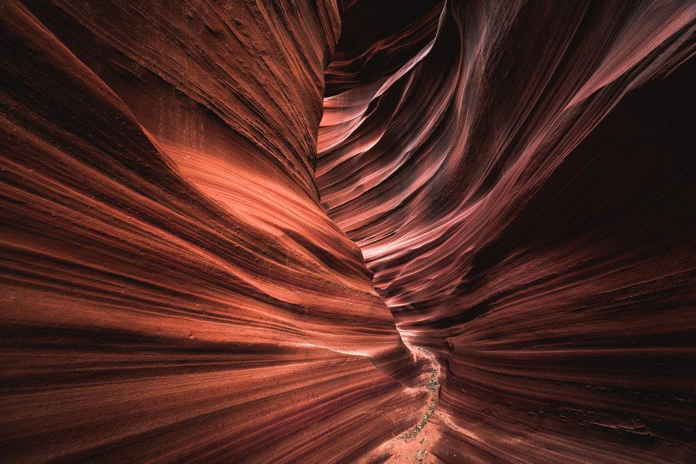 Ribbony Canyon