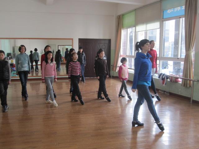 Zhangjiagang Feis Students