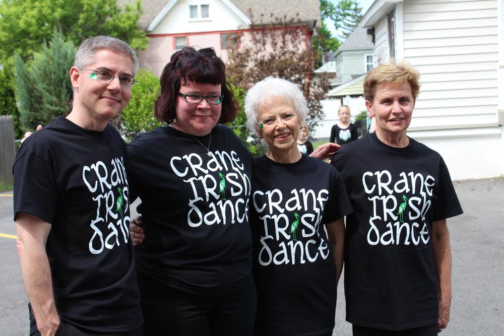 Auburn Ceili Club Cranes