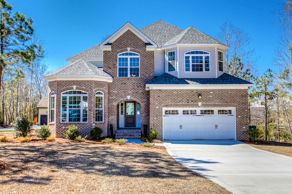 2-story brick home in Myrtle Beach, SC