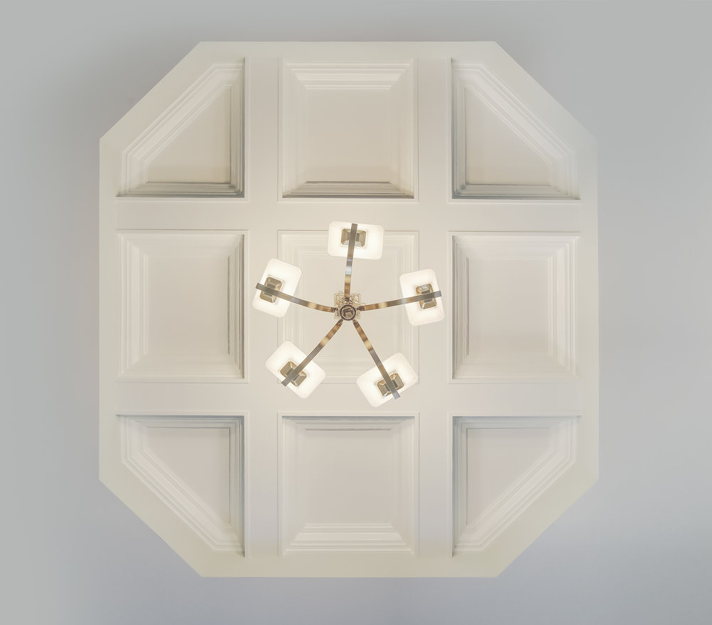 Stunning Coffered Ceiling in Foyer.JPG