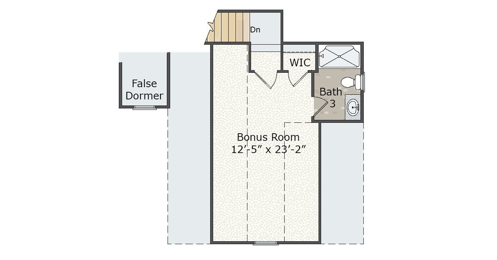 Second Floor Bonus