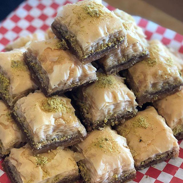 Baklava #hellahalal #dessert #food #dalycity
