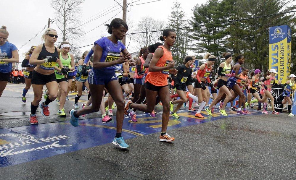Boston Marathon (4/15)