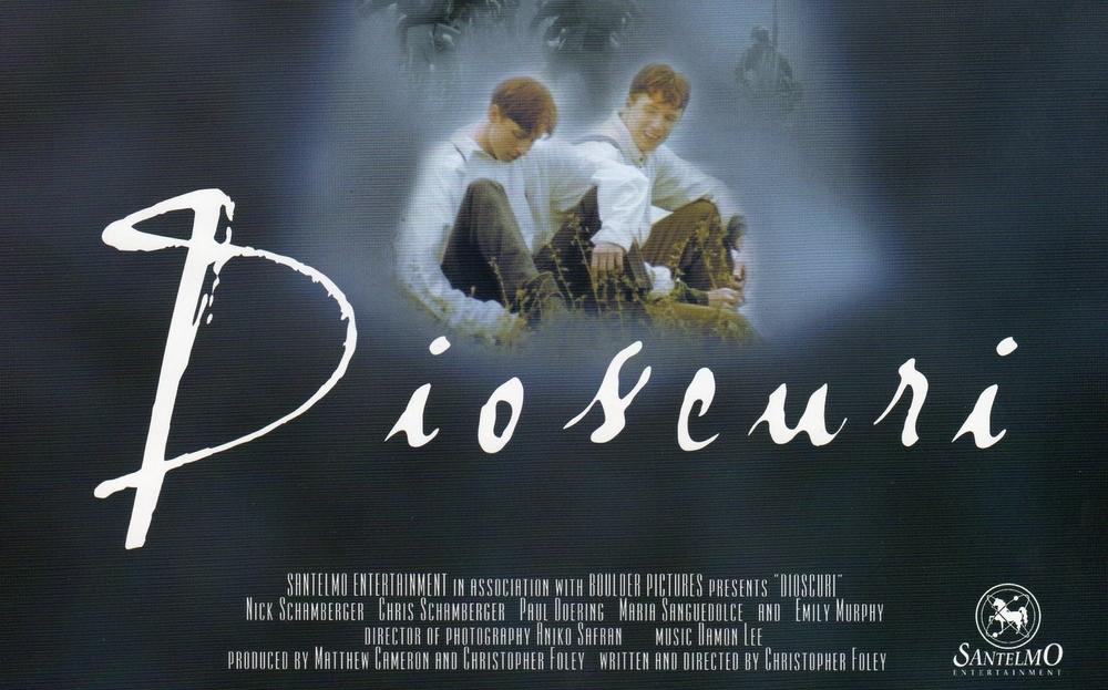 """Bolder's Indy Film """"Dioscuri"""""""